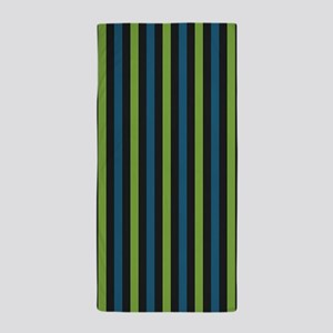 Stripes2015I5 Beach Towel