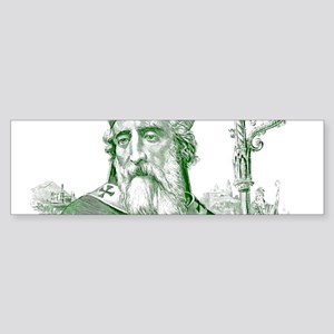 Saint Patrick Bumper Sticker
