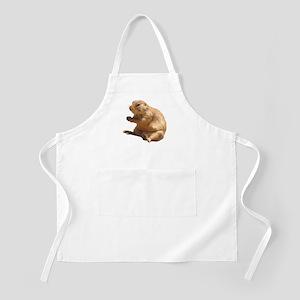 Prairie Dog BBQ Apron