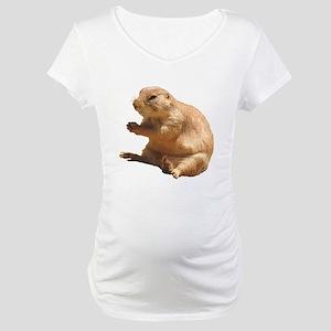 Prairie Dog Maternity T-Shirt