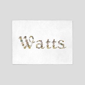 Watts Seashells 5'x7' Area Rug