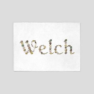 Welch Seashells 5'x7' Area Rug