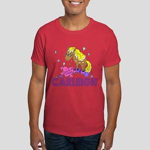 I Dream Of Ponies Carleigh Dark T-Shirt