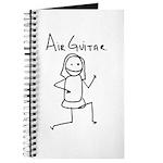 Air Guitar Journal