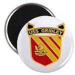 USS GRIDLEY Magnet