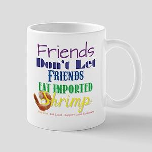 Local Shrimp Mug