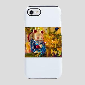 Geisha Neko iPhone 7 Tough Case