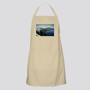 Crater Lake Apron