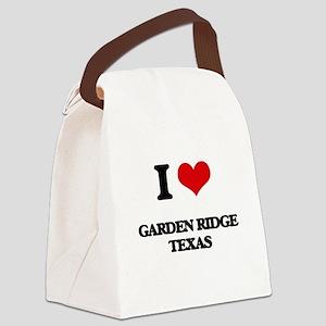 I love Garden Ridge Texas Canvas Lunch Bag