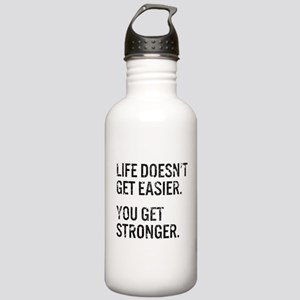Life Doesn't Get Easie Stainless Water Bottle 1.0L
