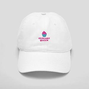 Cupcake baking queen Baseball Cap