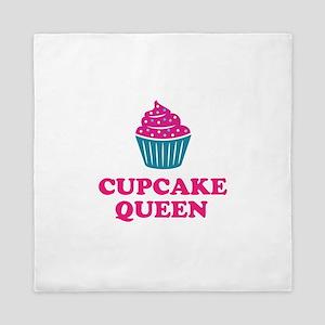 Cupcake baking queen Queen Duvet