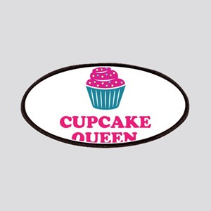 Cupcake baking queen Patch