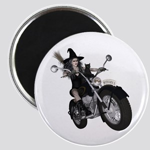 Witchy One ~ Speedy Magnets