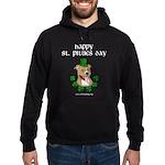 Happy St Pitties Day Hoodie