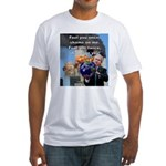 9/11 Fitted T-Shirt