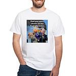 9/11 White T-Shirt