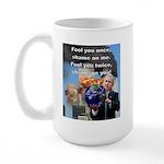 9/11 Large Mug
