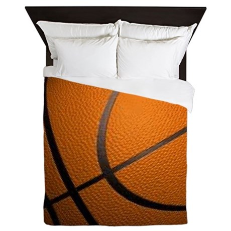 Basketball Big Wide Queen Duvet