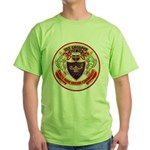 USS GROUPER Green T-Shirt