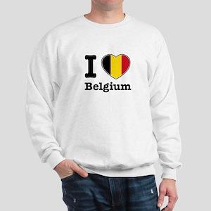 I love Belgium Sweatshirt