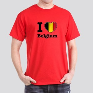 I love Belgium Dark T-Shirt