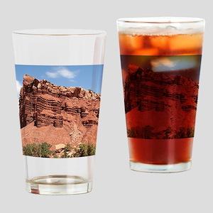 Capitol Reef National Park, Utah, U Drinking Glass