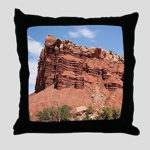 Capitol Reef National Park, Utah, USA Throw Pillow