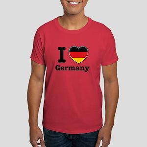 I love Germany Dark T-Shirt