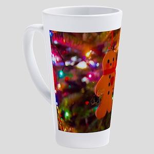 Ginger Man 17 oz Latte Mug