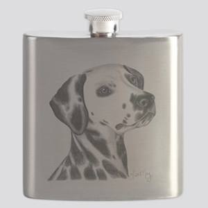 Dalmation Flask