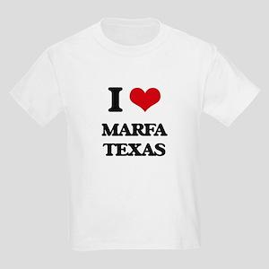 I love Marfa Texas T-Shirt