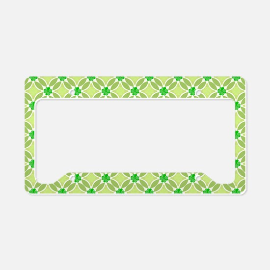 Looking for Clovers License Plate Holder