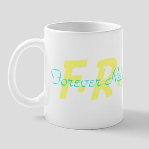 Yellow FROG Mug