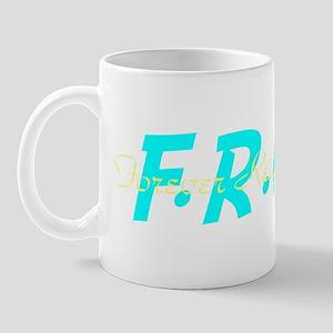 Turquoise FROG Mug