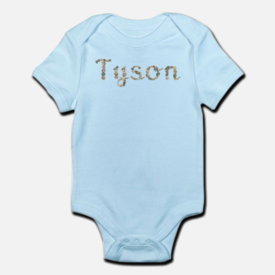 Tyson Seashells Body Suit