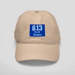 Jewish Club 613 Cap