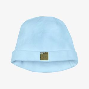 Tori Beach Love baby hat
