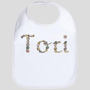Tori Seashells Bib
