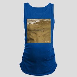 Tommy Beach Love Maternity Tank Top