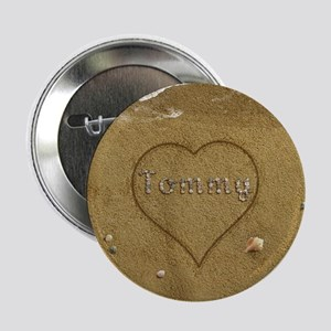 """Tommy Beach Love 2.25"""" Button (10 pack)"""