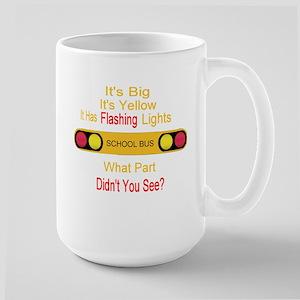 4-flashinglights Mugs