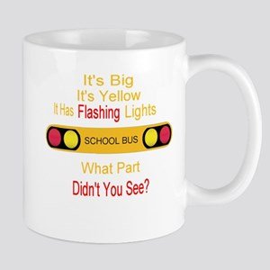 4-flashinglights Mugs