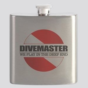 Divemaster (rd) Flask