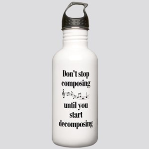 Composing Water Bottle