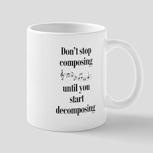 Composing Mugs