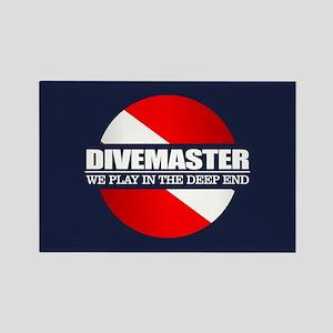Divemaster (rd) Magnets