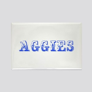 Aggies-Max blue 400 Magnets