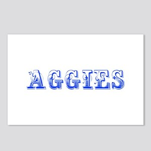 Aggies-Max blue 400 Postcards (Package of 8)