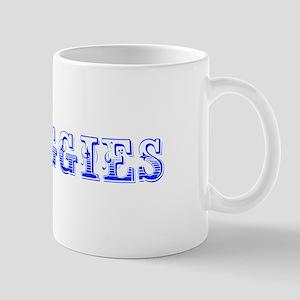 Aggies-Max blue 400 Mugs
